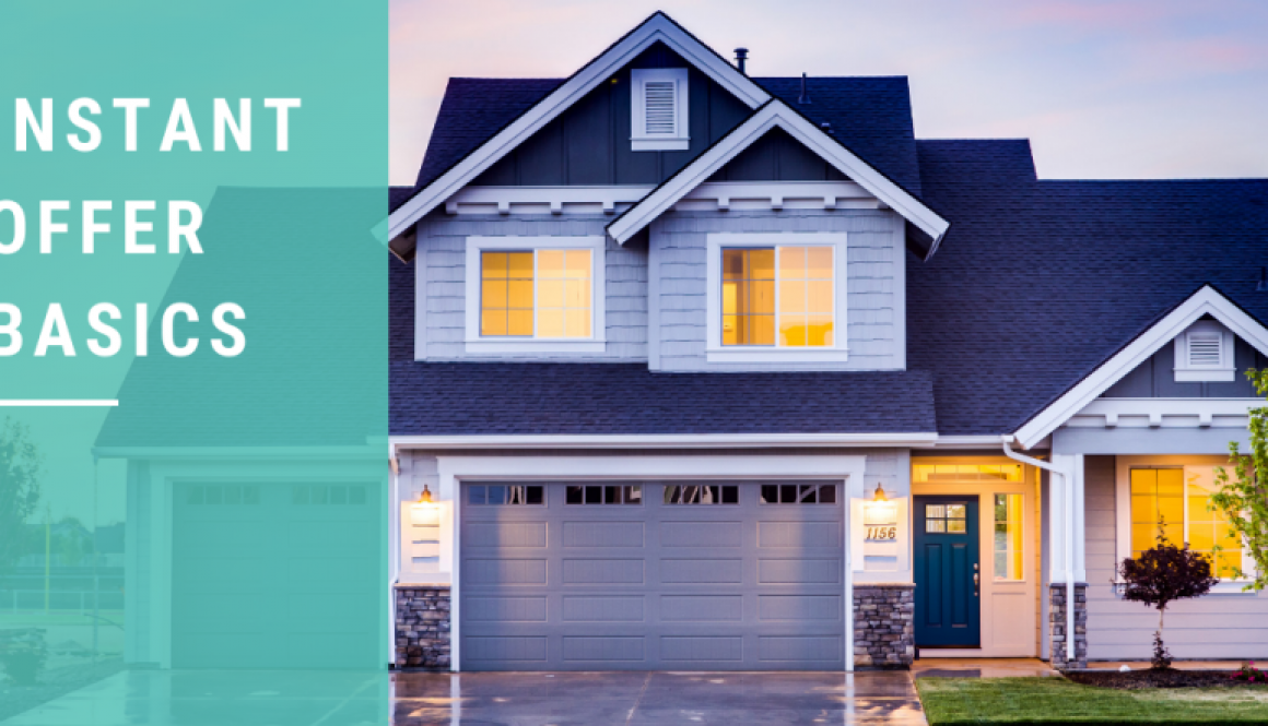 Use Cliff Stanwick to get an instant offer on your home