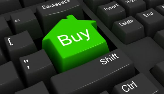Buy a Home Online