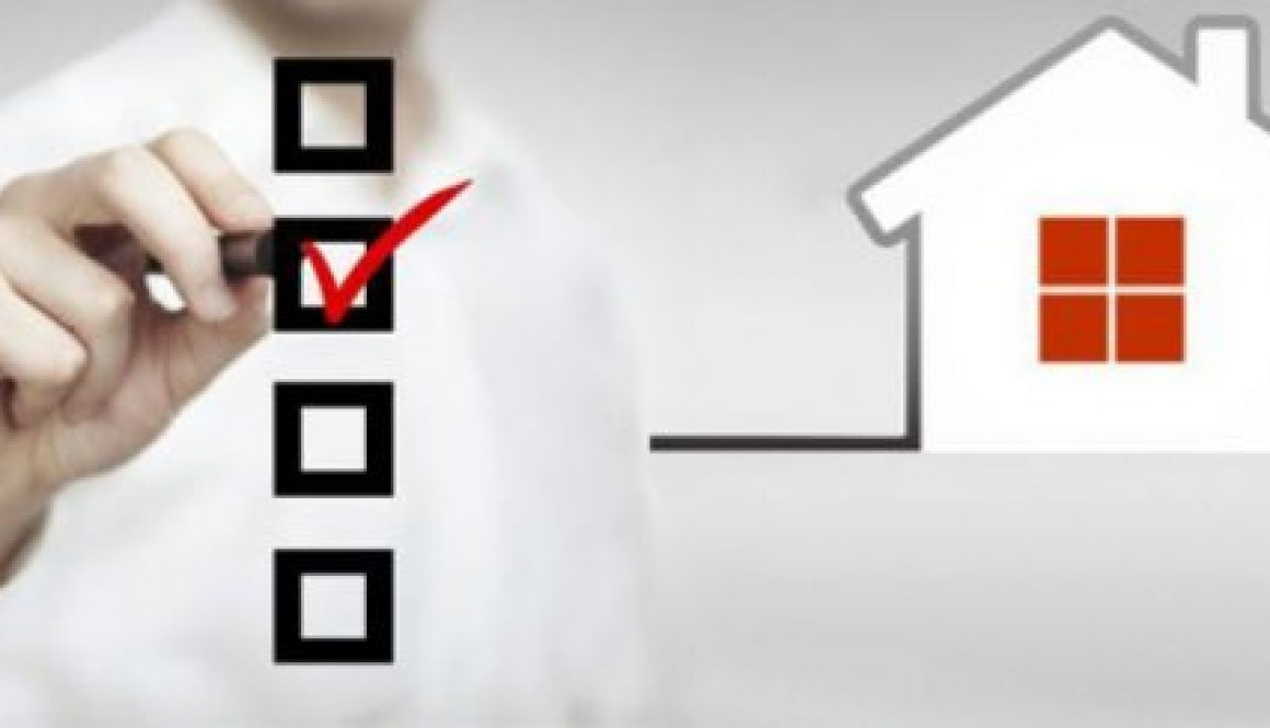 Create a great checklist to buy home