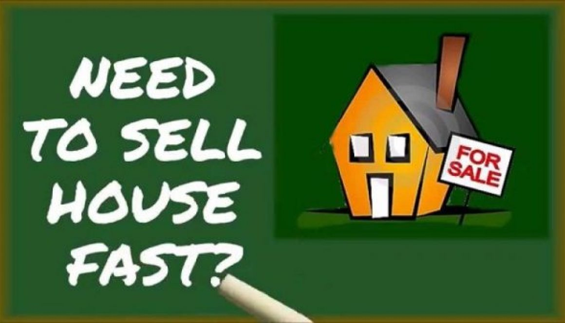 Learn what to do if you need to sell your house quickly